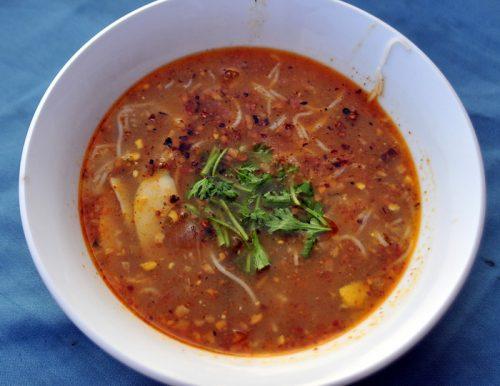 Mohinga - Burmese Noodle Soup