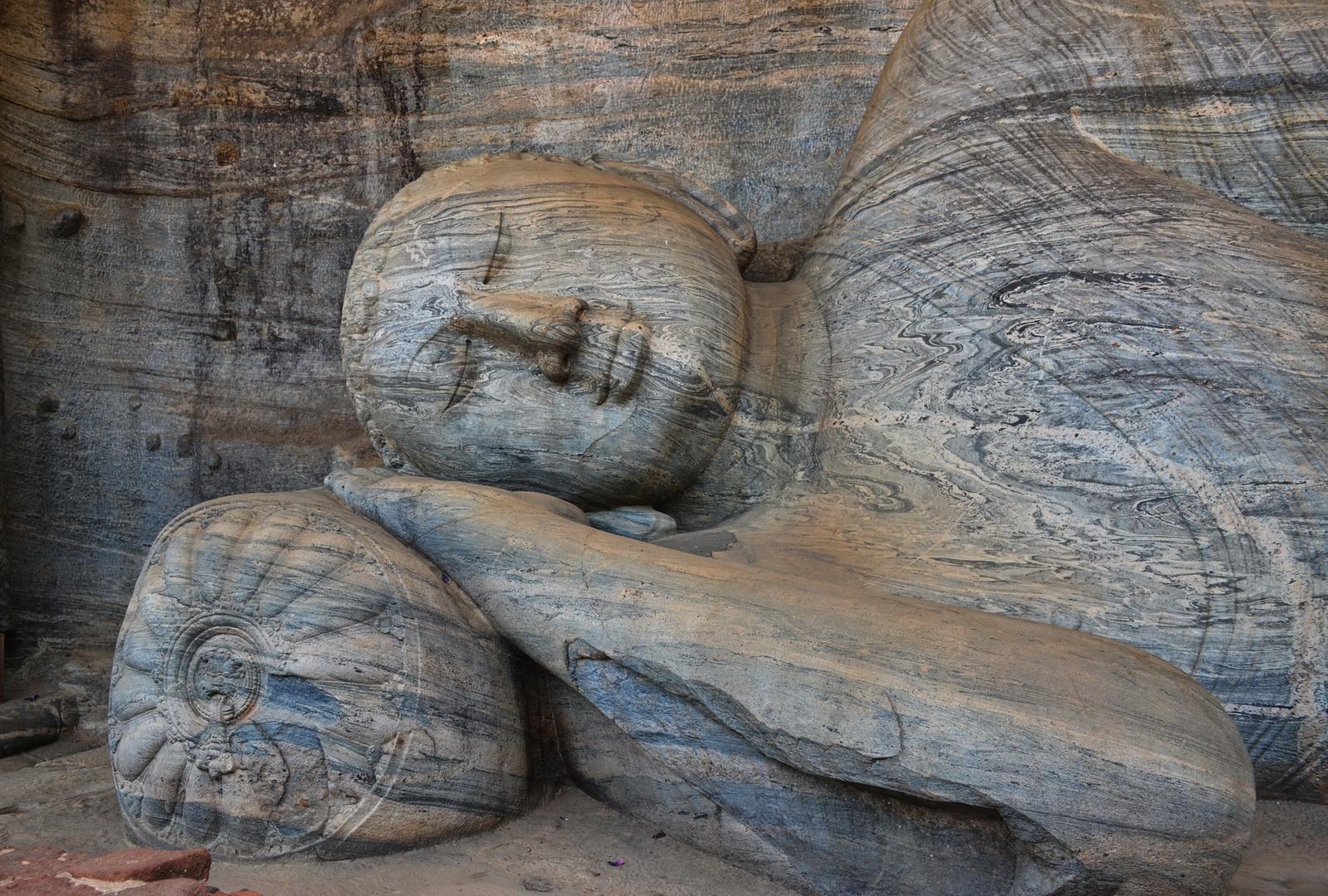 Sri Lanka tour, Polonnaruwa