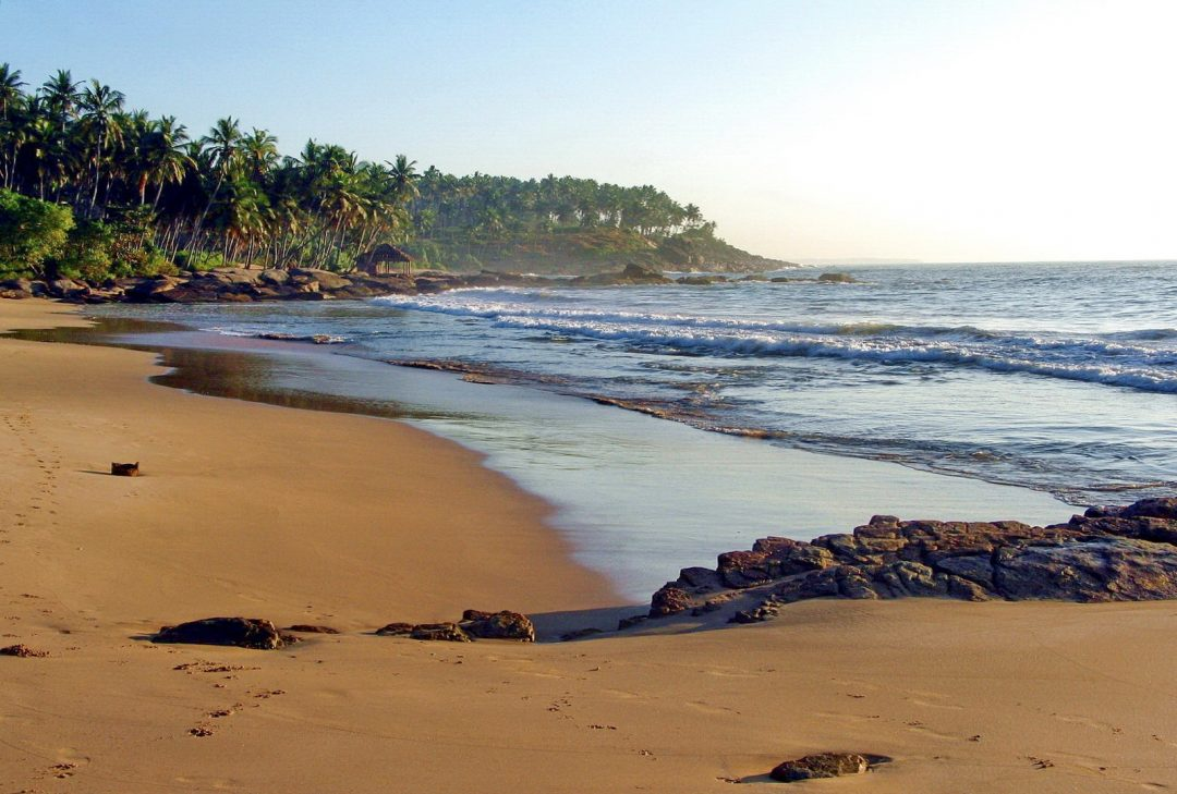 Sri Lanka, Tangalle beach surise