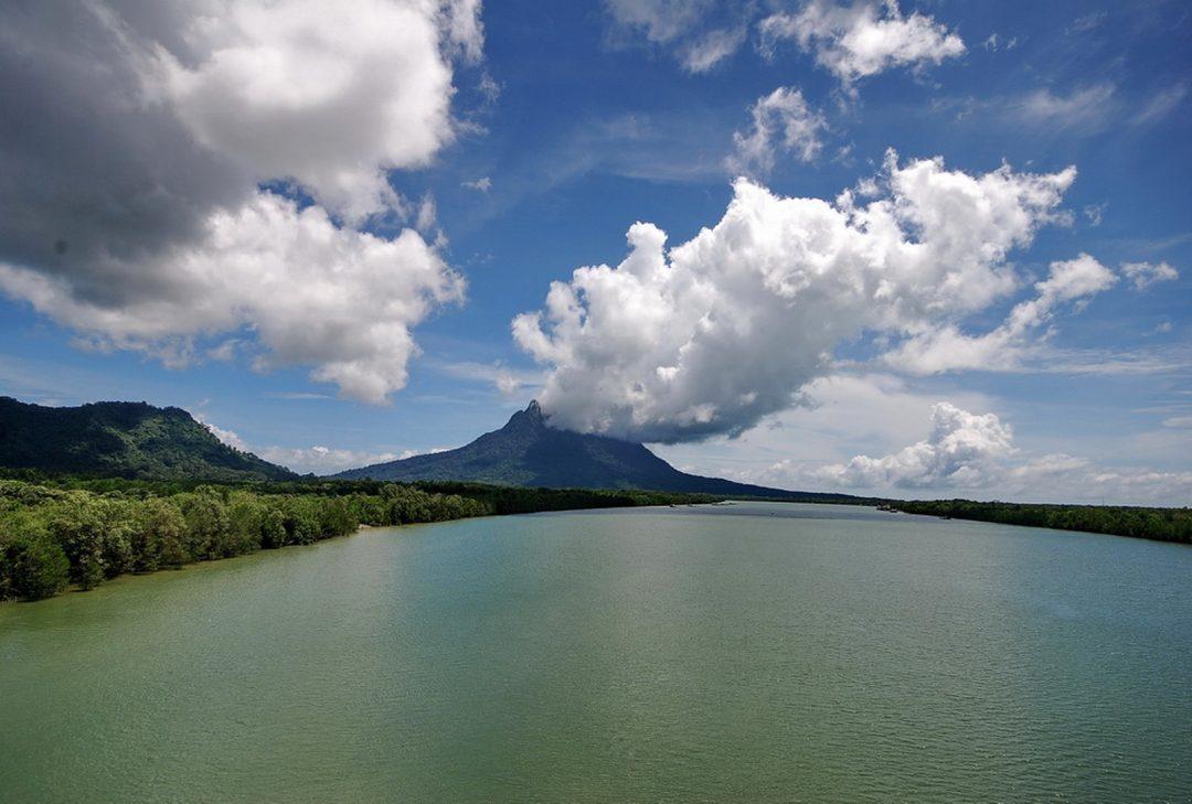 Malaysia, Borneo Adventure, Sarawak River