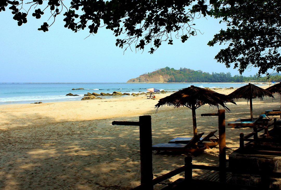 Burma, Ngapali Beach