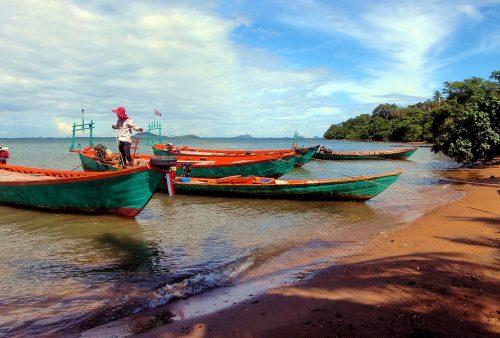 Koh Tonsai, (Rabbit Island), Cambodia