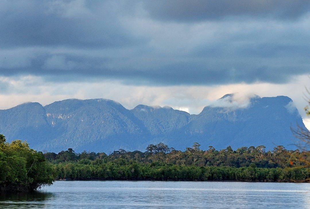 Malaysia, Borneo, Sarawak River