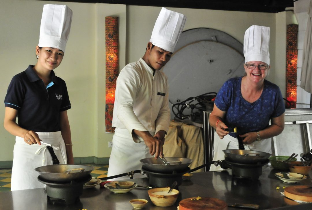 Cambodia, Siem Reap cooking class
