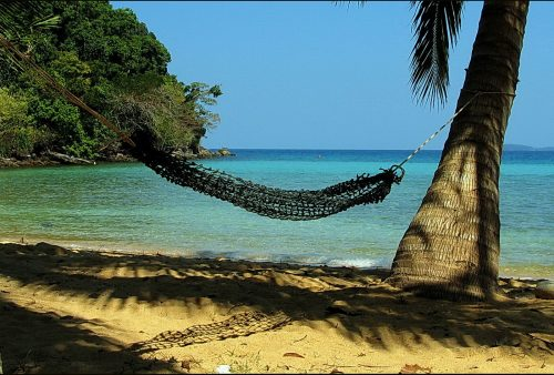 Thailand, hammock