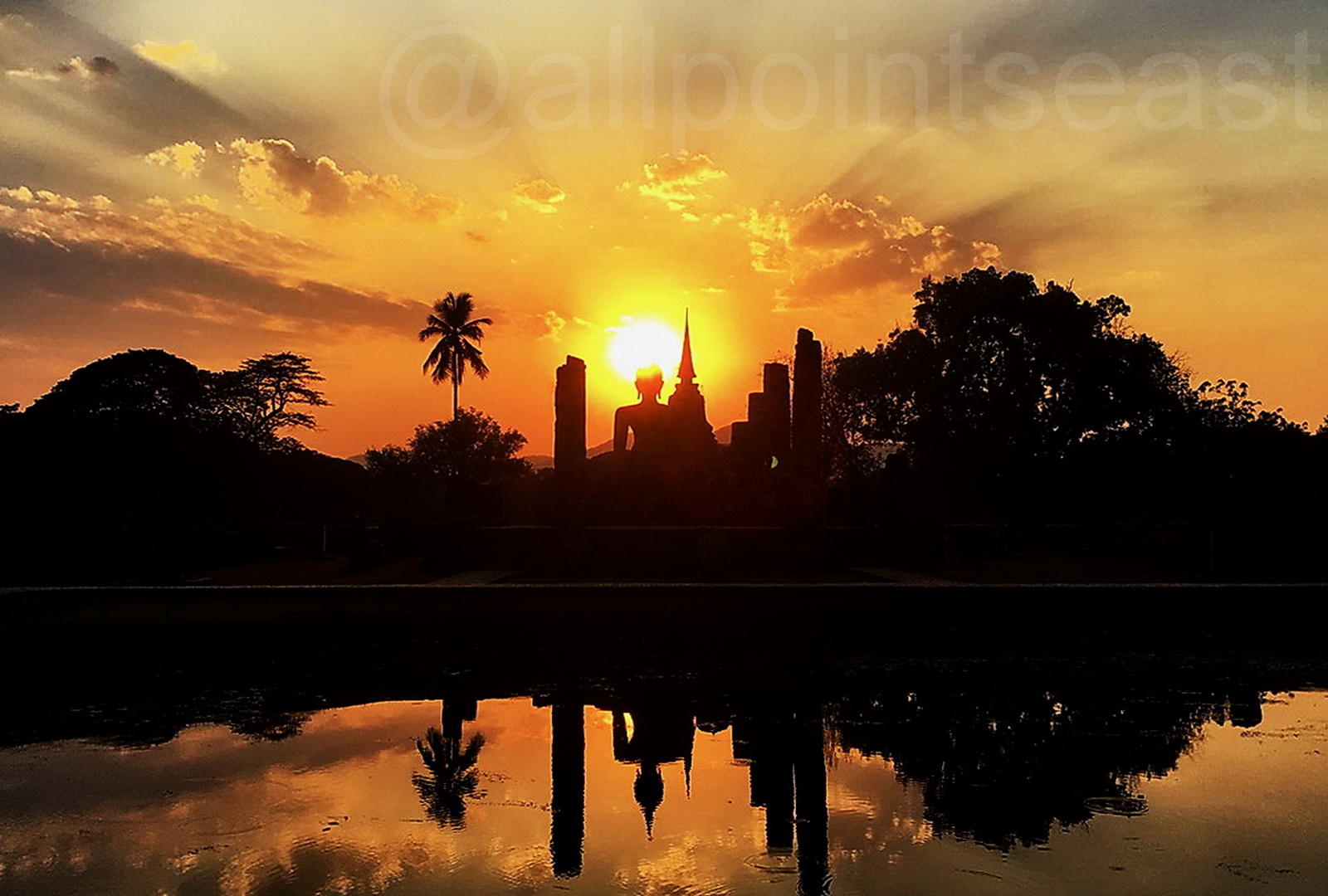 Thailand World Heritage Sites