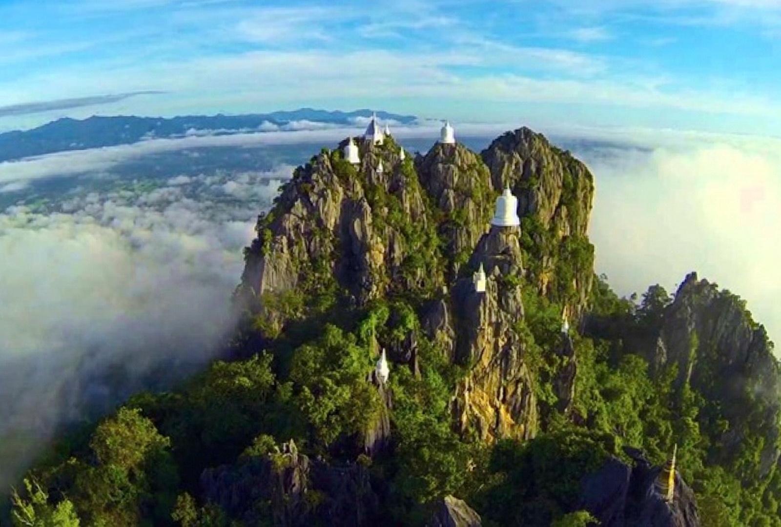 Thailand, Wat Chalerm Phrakiet