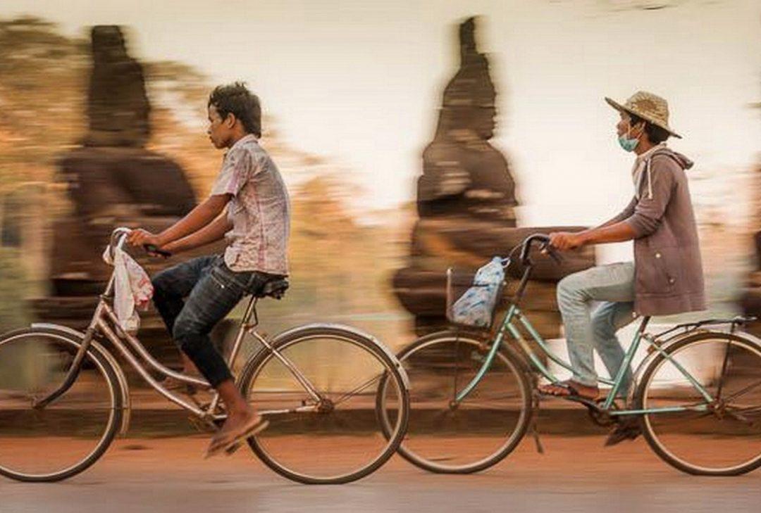 Cambodia, Angkor Tom, (by Gary Latham)