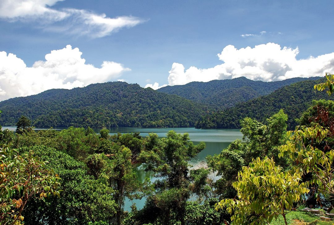 Malaysia, banding island