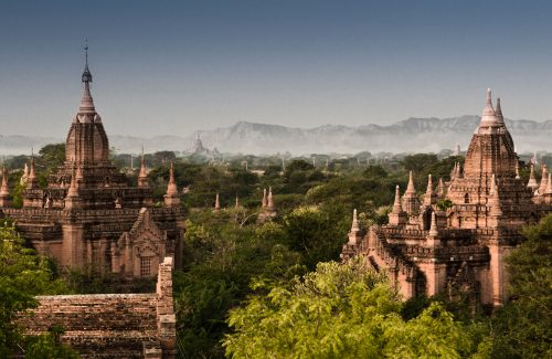 Burma, Myanmar, Bagan (by Gary Latham)