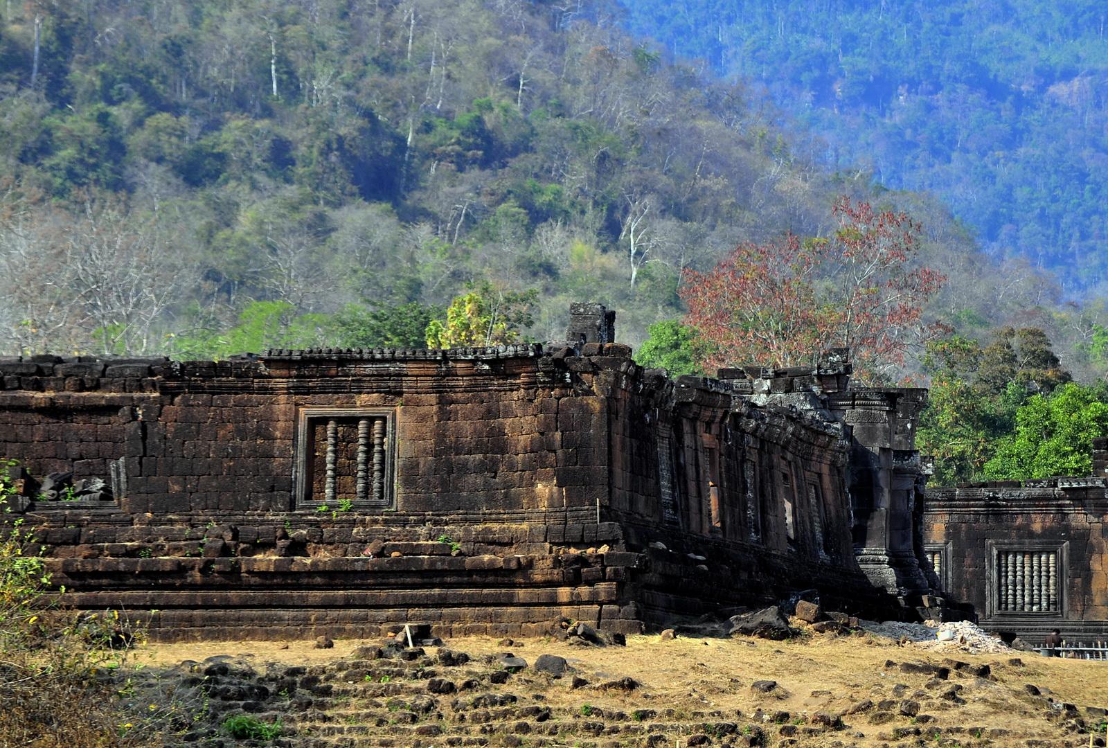Laos, UNESCO Wat Phu