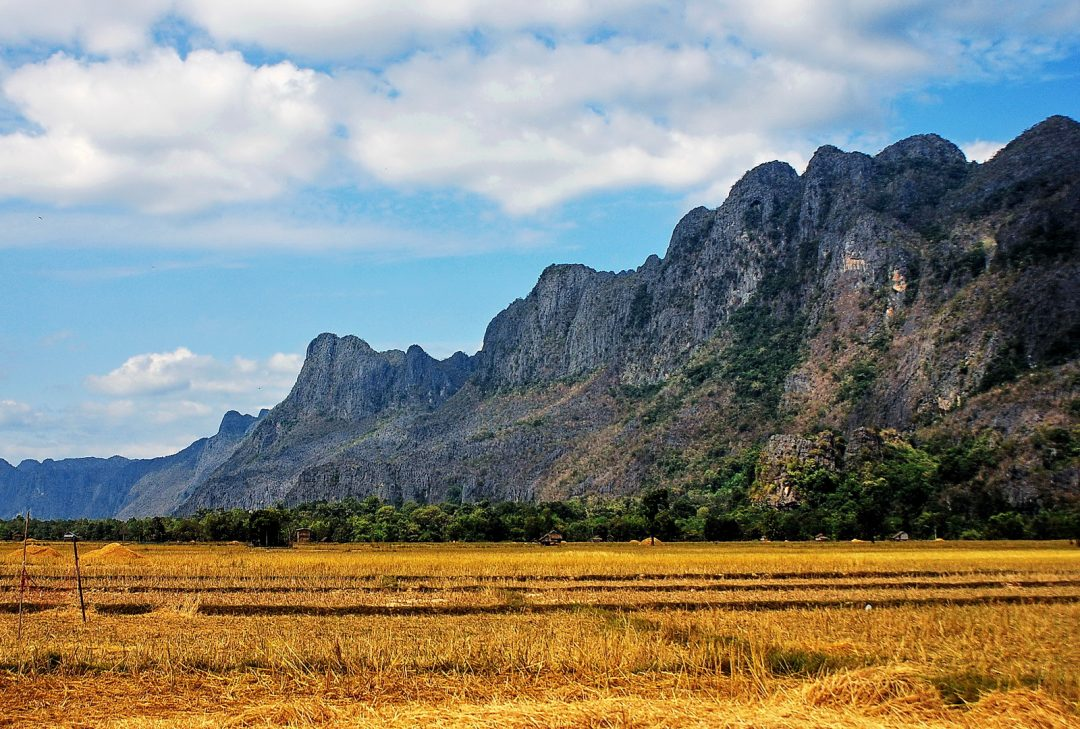 Laos, Hin Boun mountains