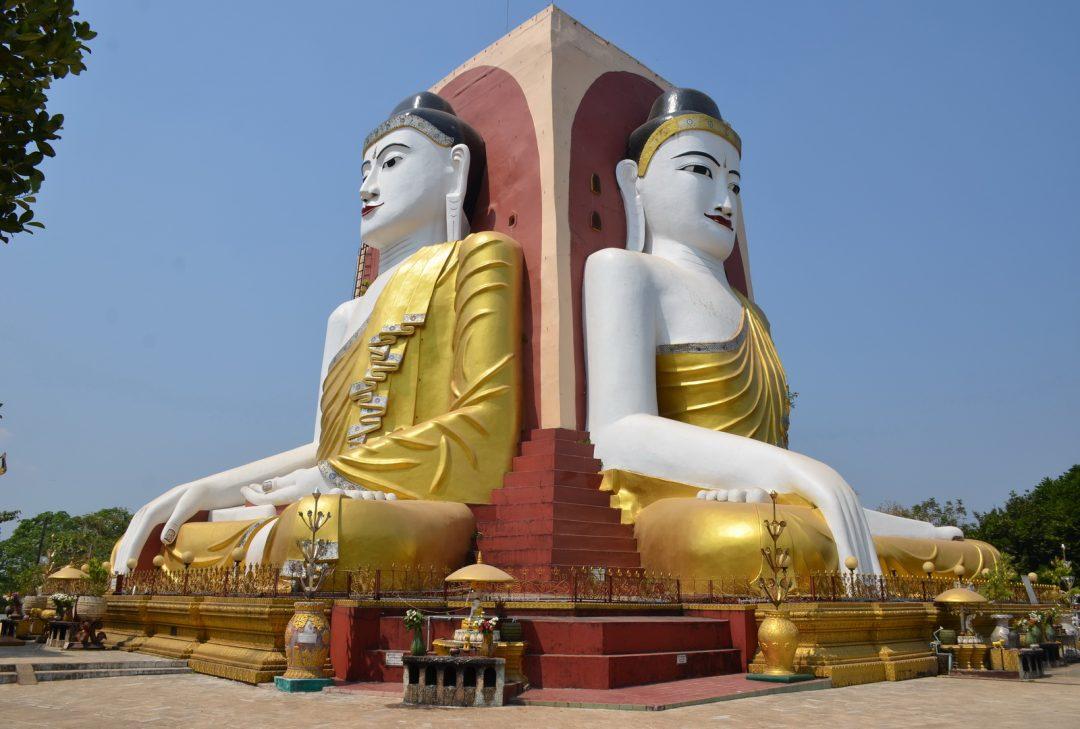 Burma, Bago temple