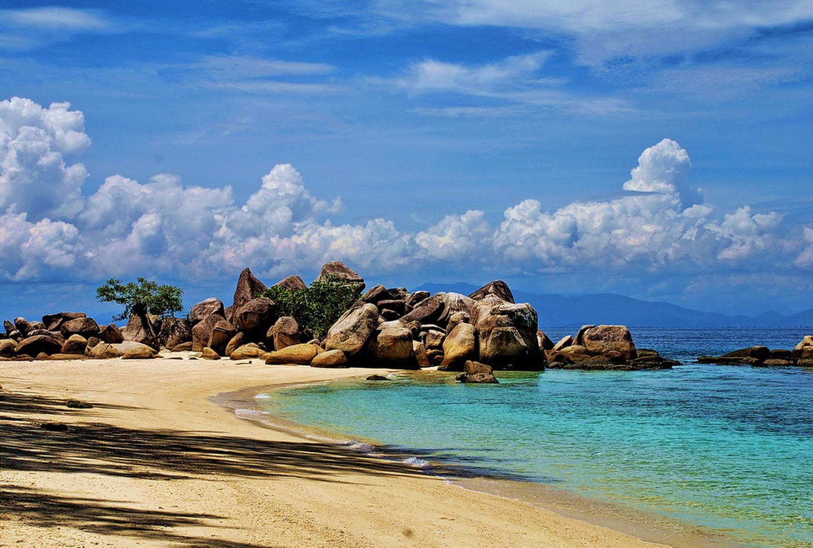 Malaysia, Perhentian Islands, Coral Bay