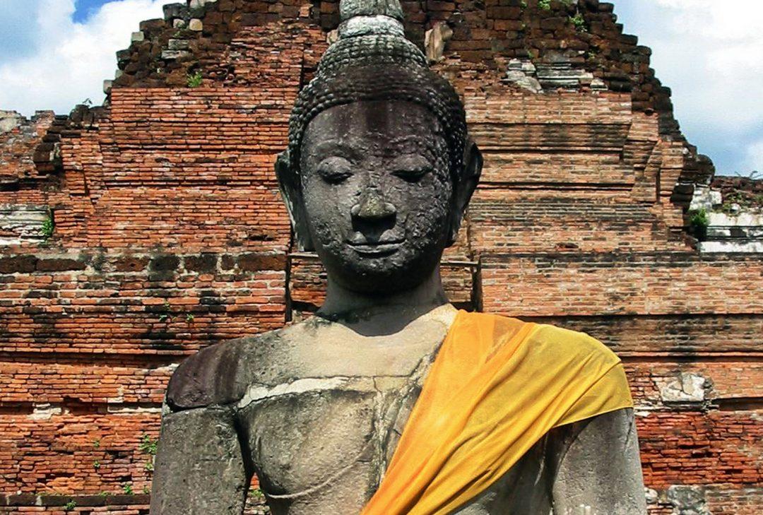 Thailand, Ayuthaya Buddha