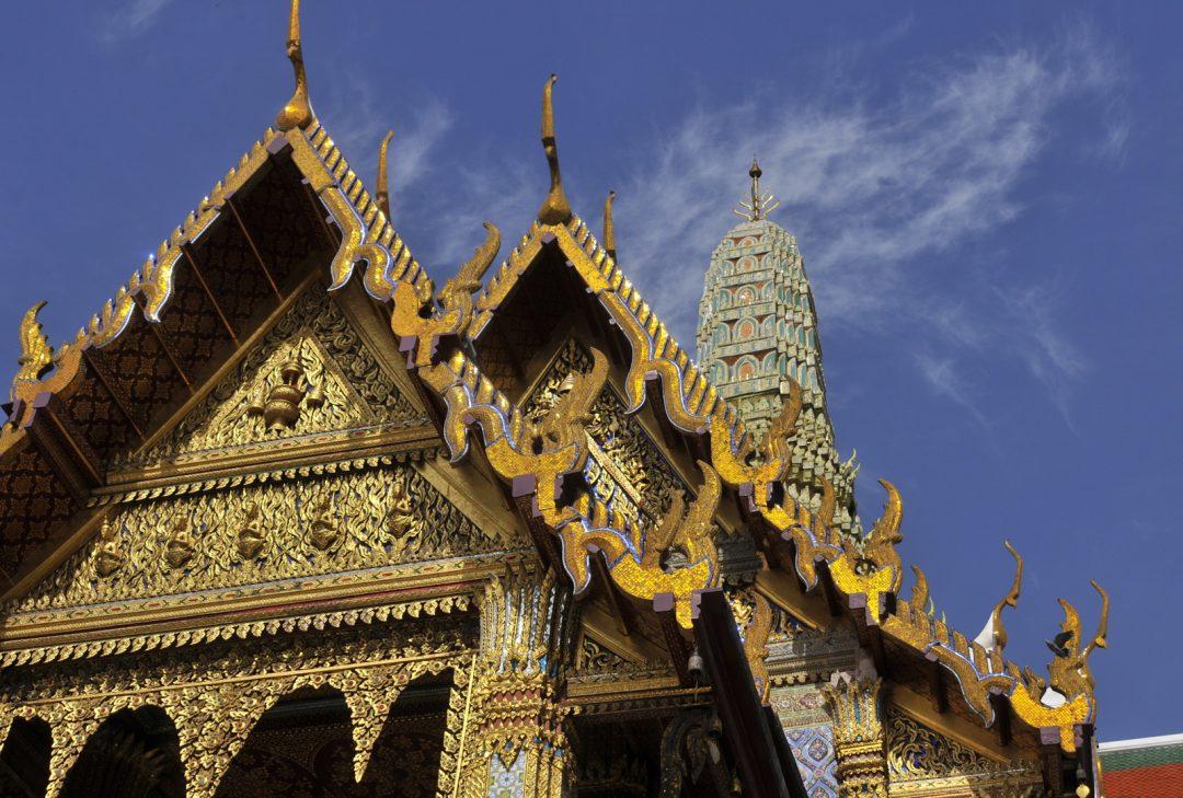 Thailand, Bangkok, Grand Palace