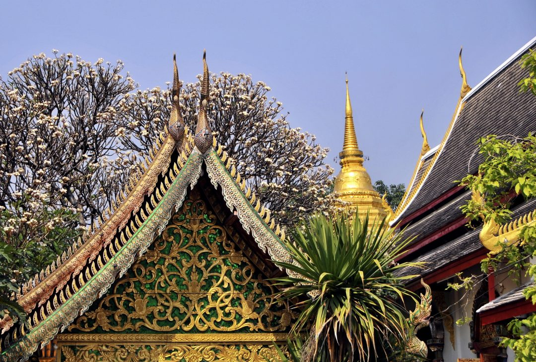 Chiang Mai, the old town