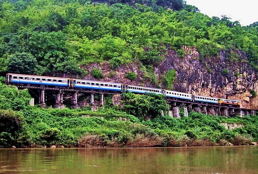 Kanchanaburi, Death Railway