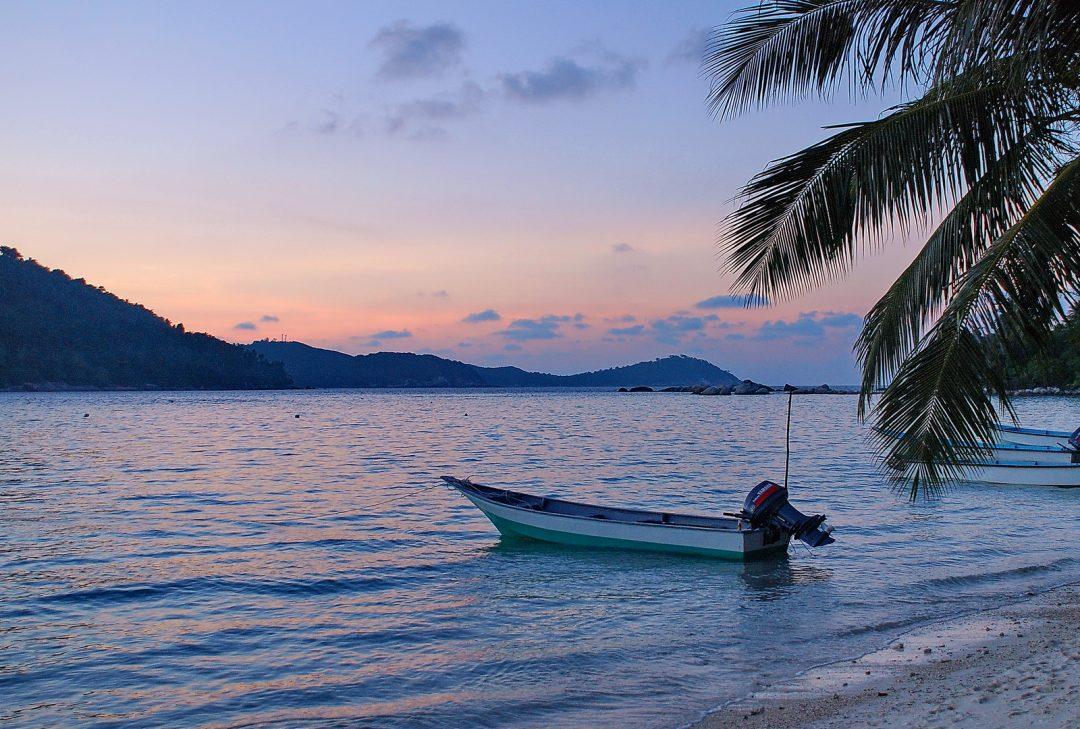 Malaysia, Perhentian Islands sunset
