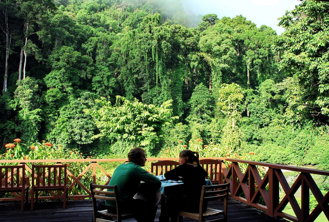 Malaysia, Danum Valley, Borneo Rainforest Resort