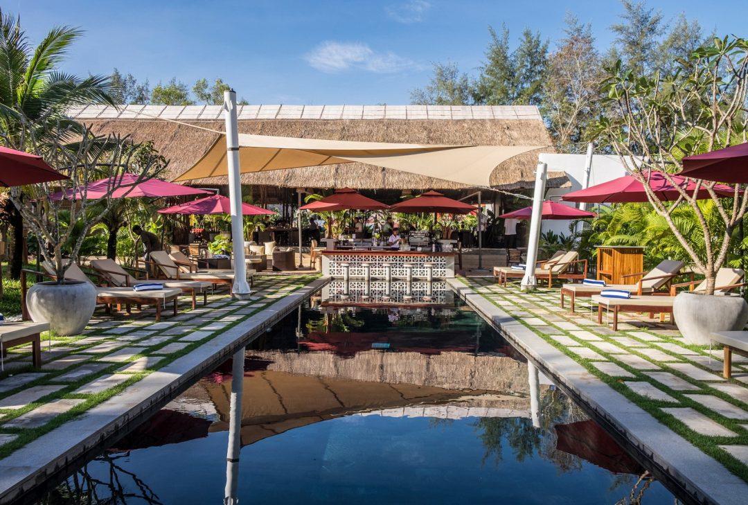 Cambodia, Sahaa Beach Resort