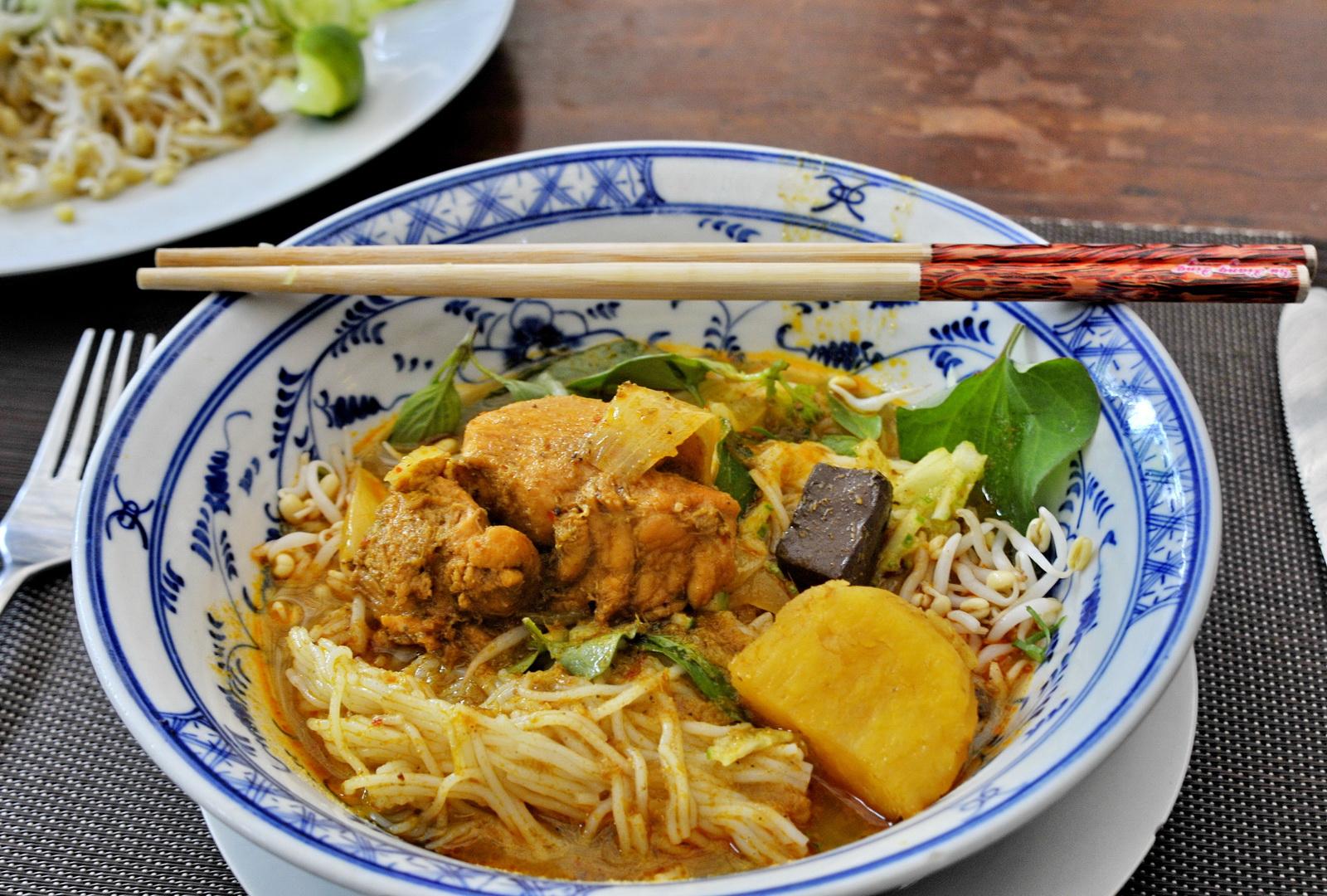 Cambodia, nom prajok