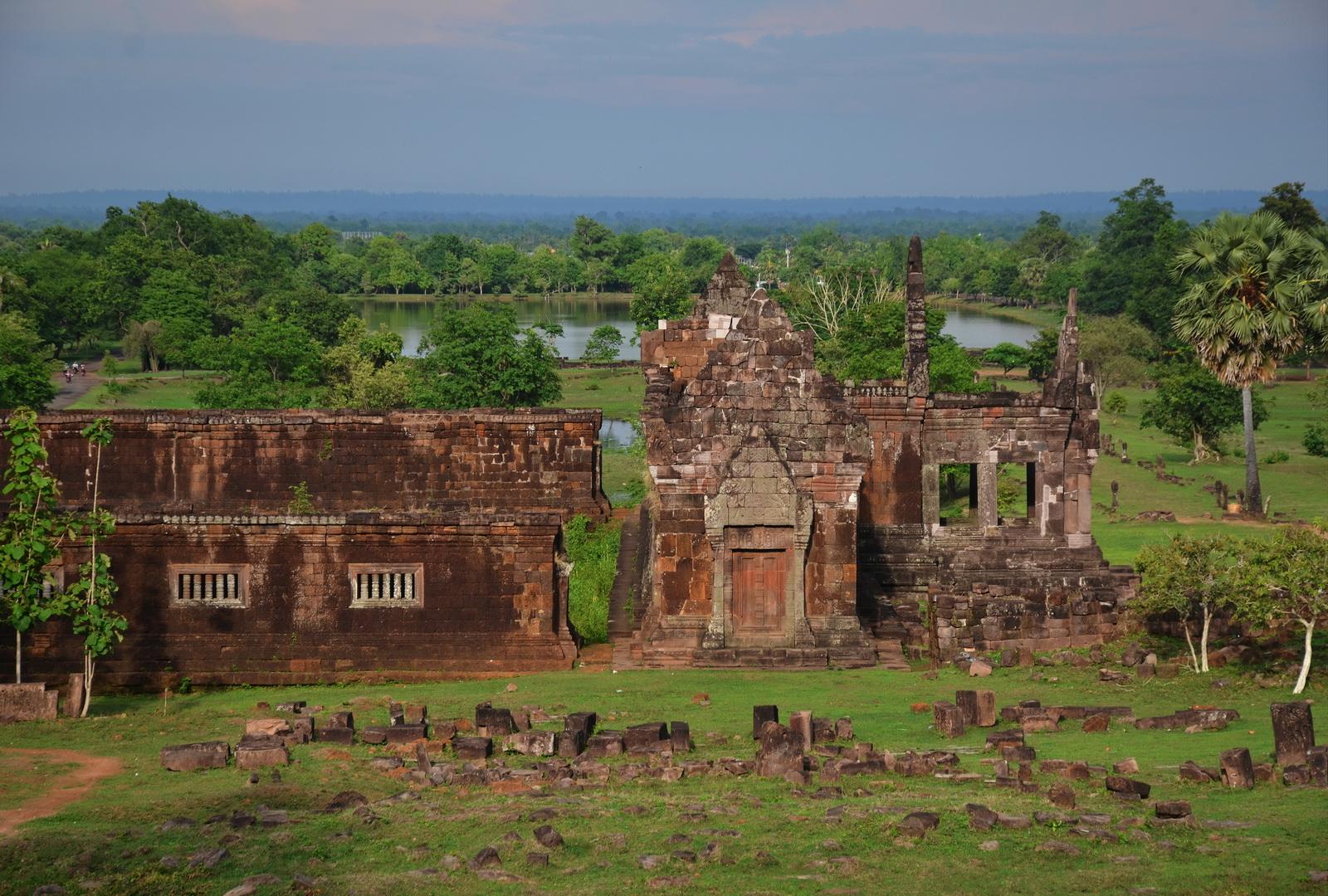 Laos, Wat Phu