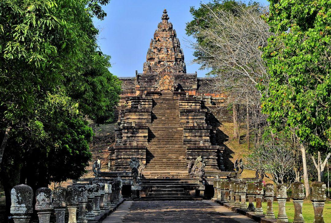 Thailand World Heritage Phnom Rung