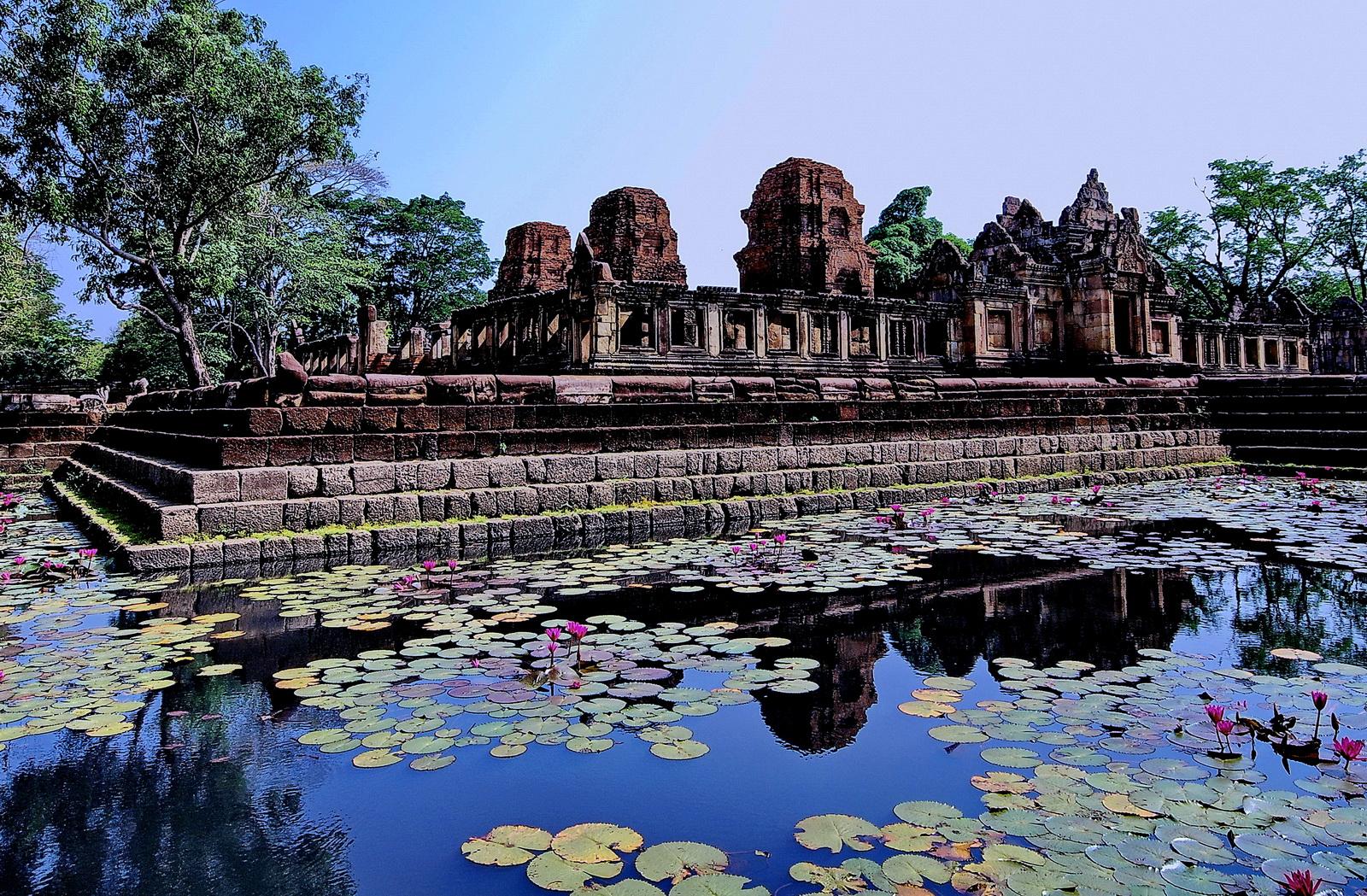 Thailand, Muang Tam