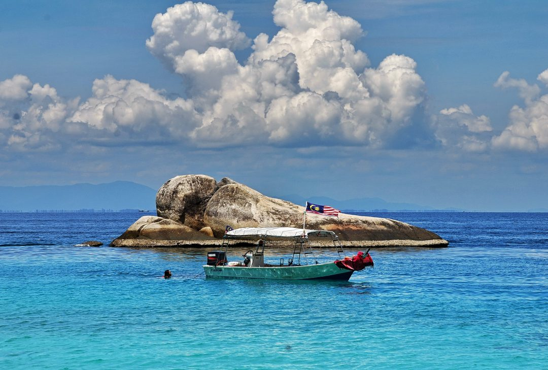 Malaysia, boat tour