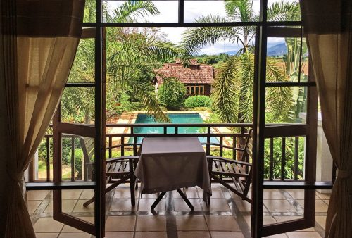 Hidden Thailand Tour accommodation