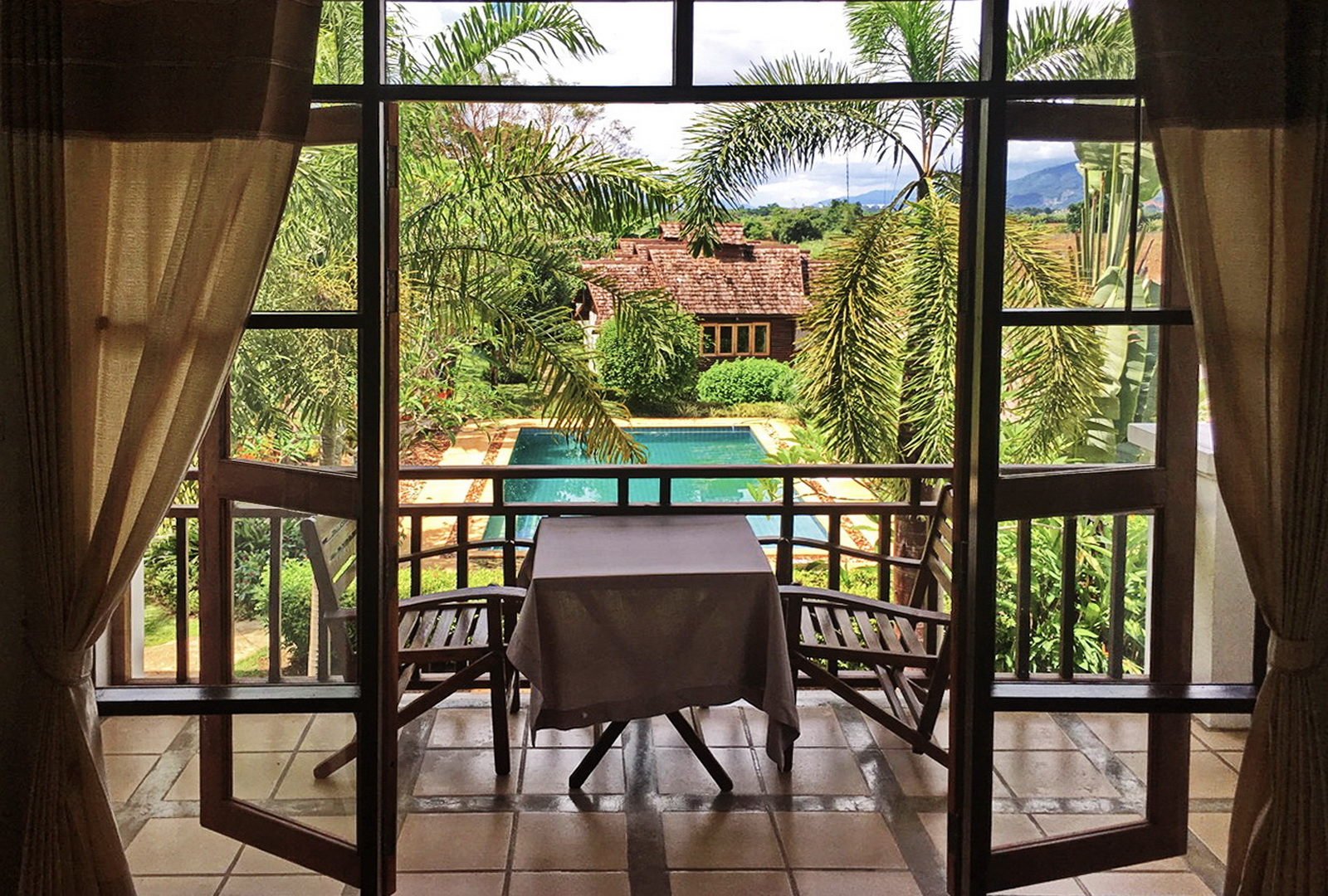 Thailand, Gin's Maekhong View Resort
