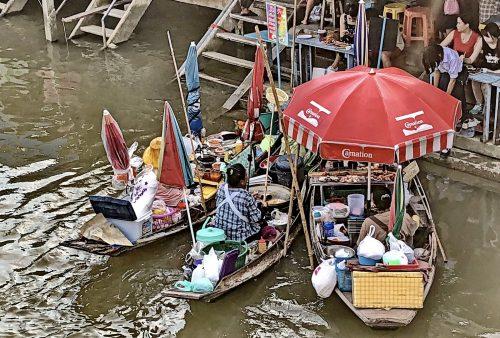 Thailand, Amphawa