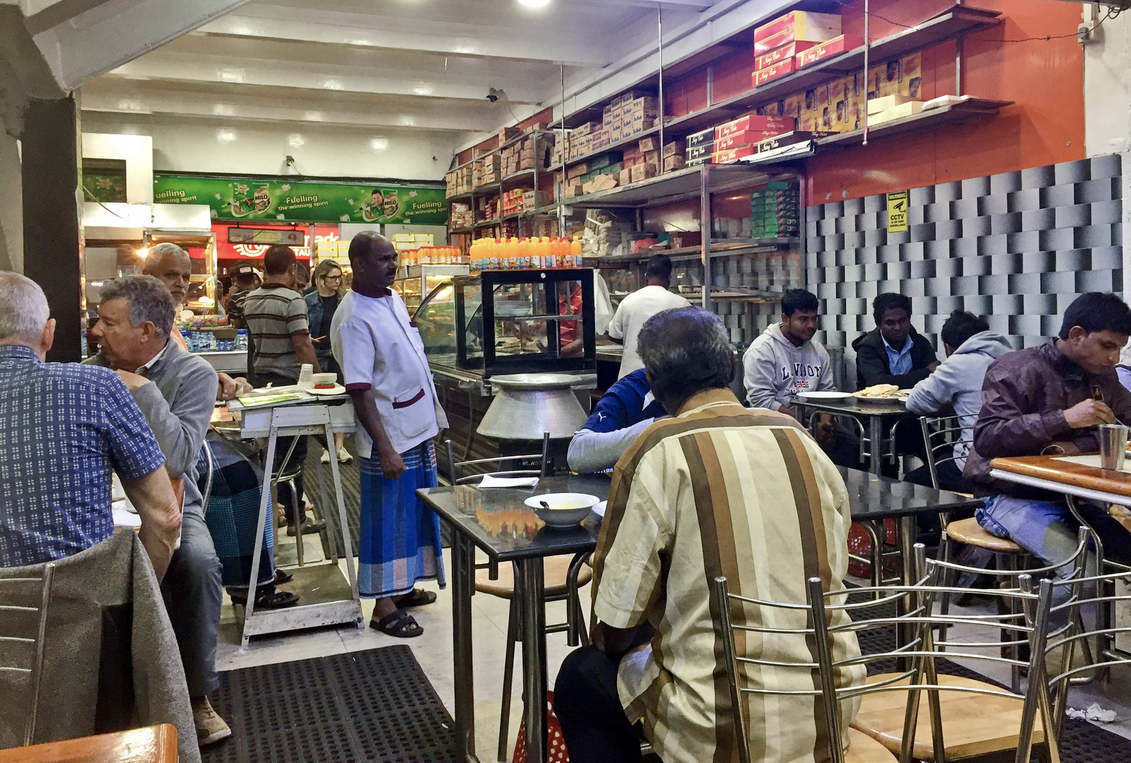Sri Lanka. This local cafe in Nuwara Eliya served up a cracking biryani!