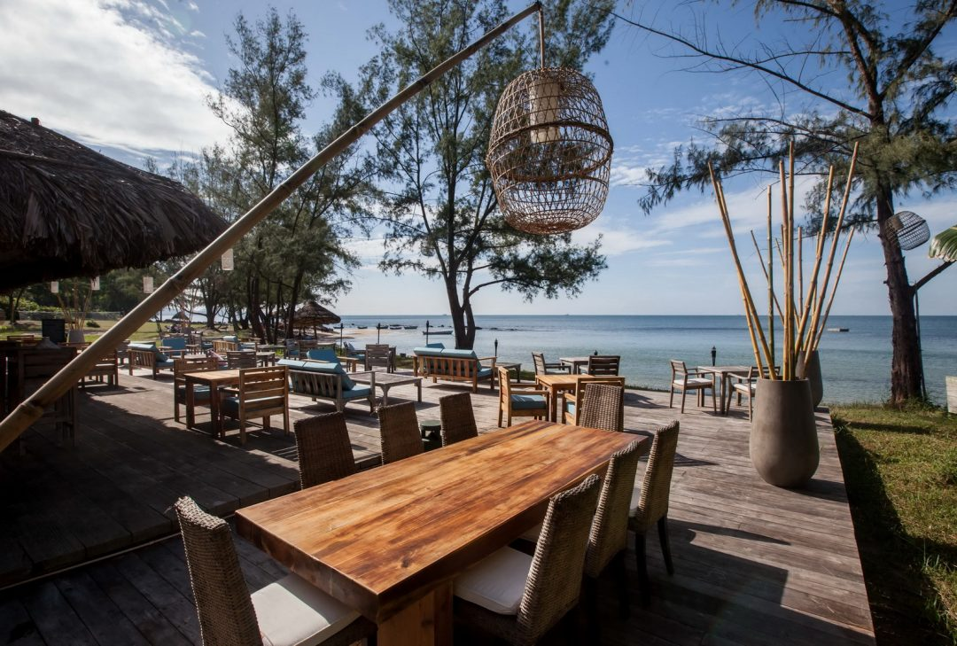 Vietnam, Mango Bay beach bar
