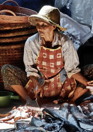 Cambodia, Phsa Prahok 3