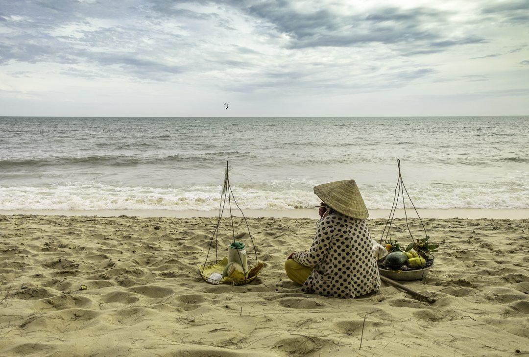 Vietnam, Mui Ne Beach by Gary Latham