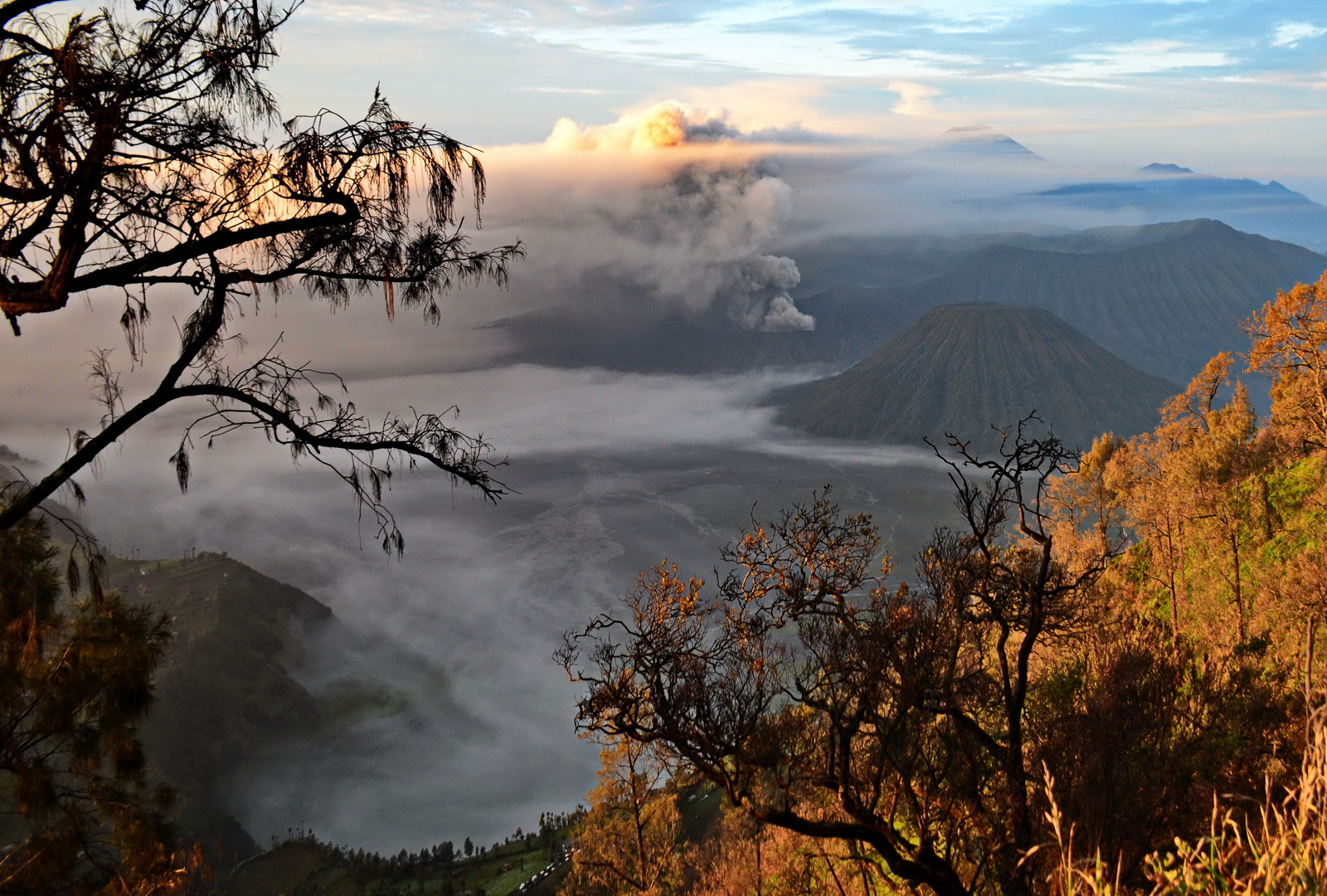 Indonesia, Bromo
