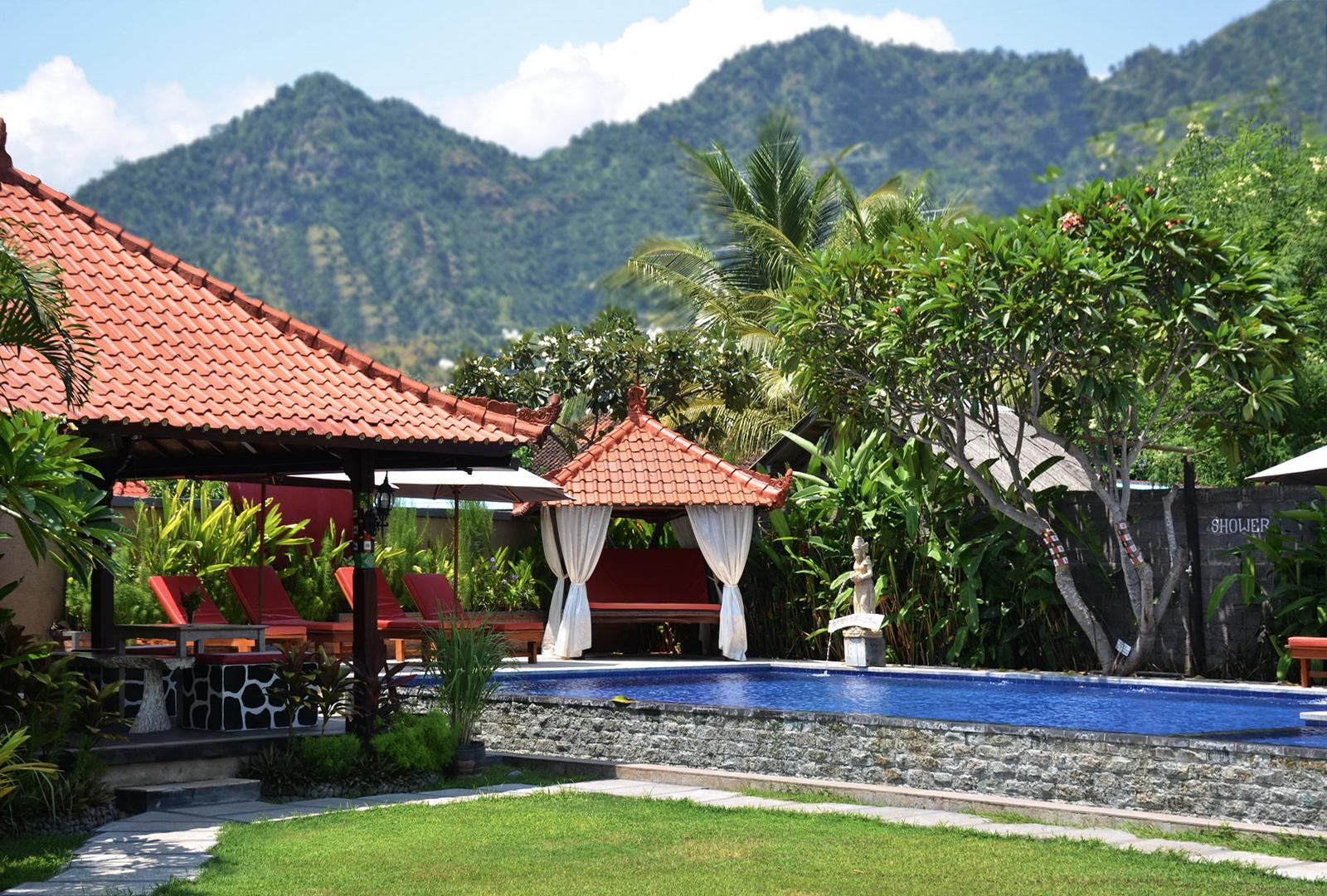 Bali, Kubuku Eco Lodge
