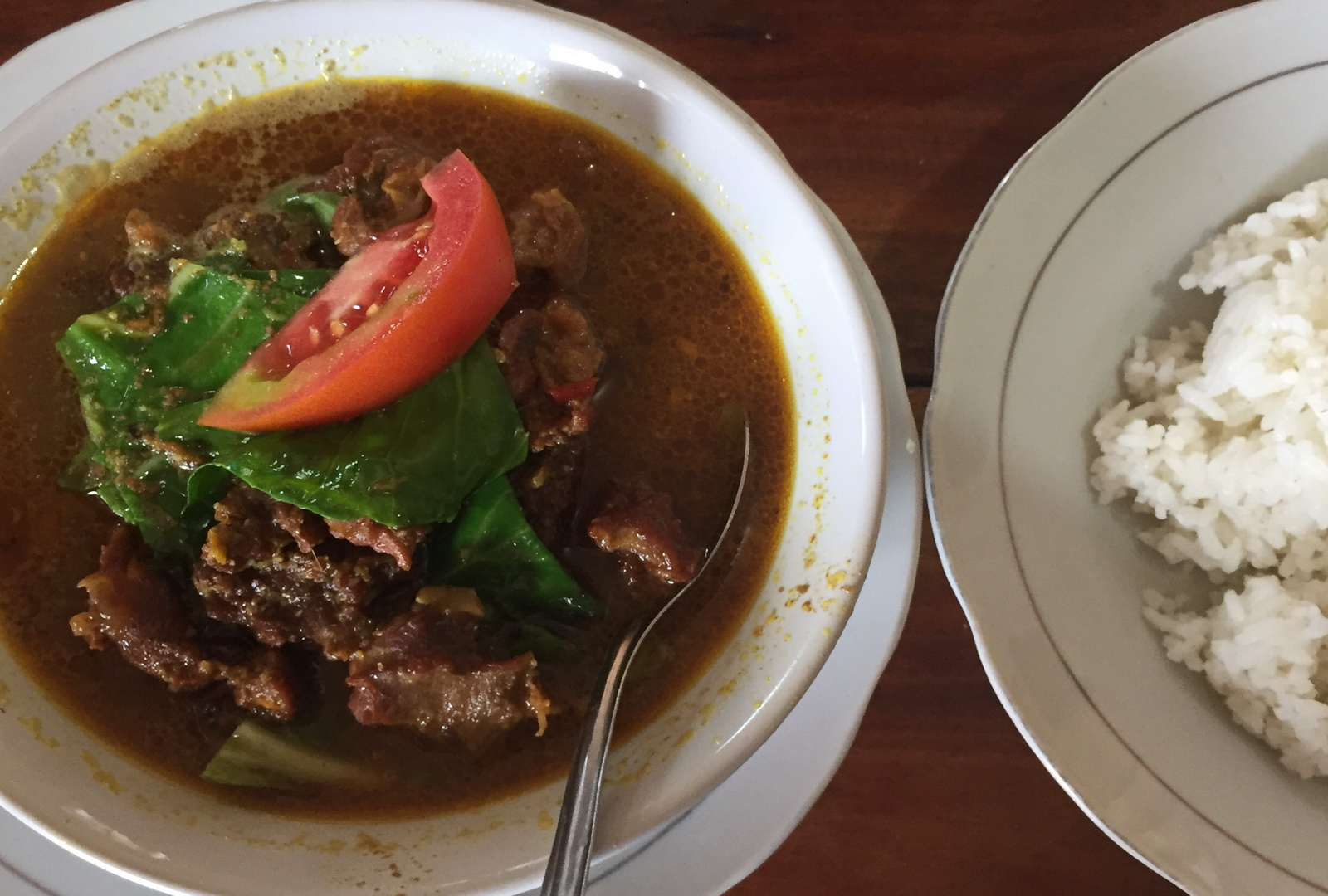 Indonesia, Goat curry
