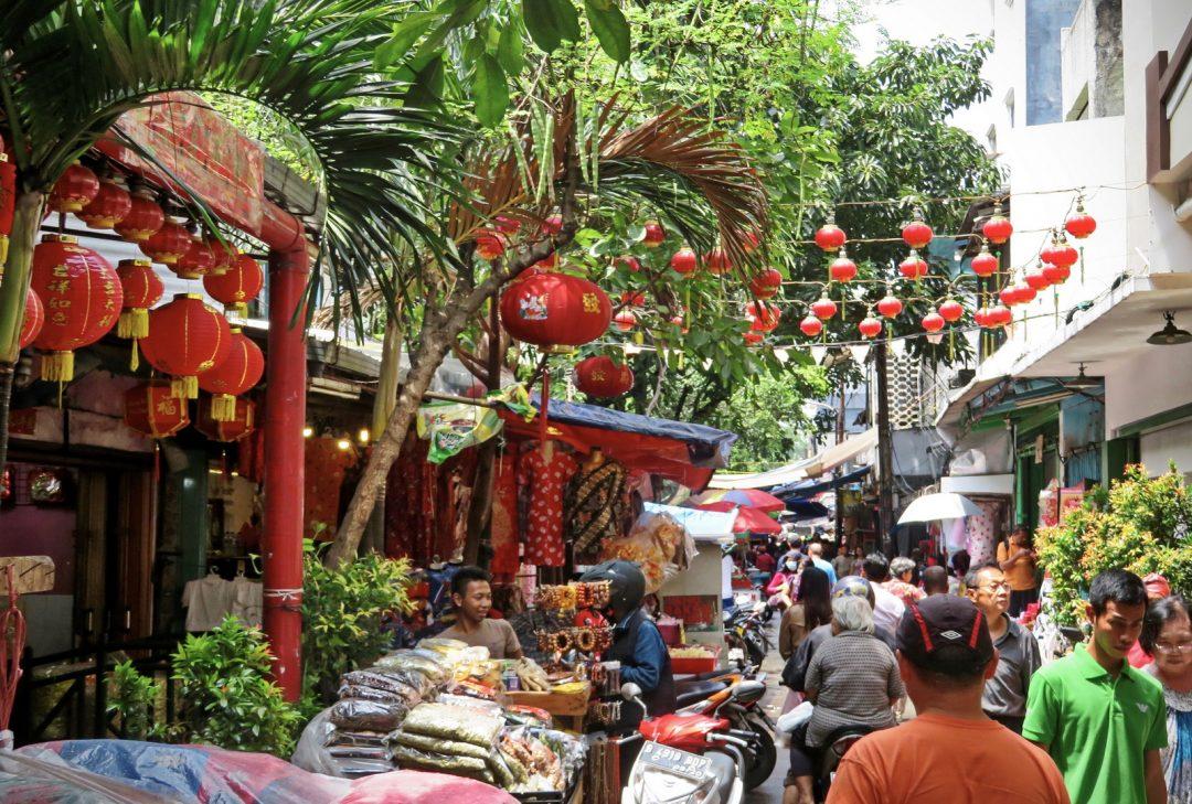 Indonesia, Chinatown Jakarta (Sally Arnold)