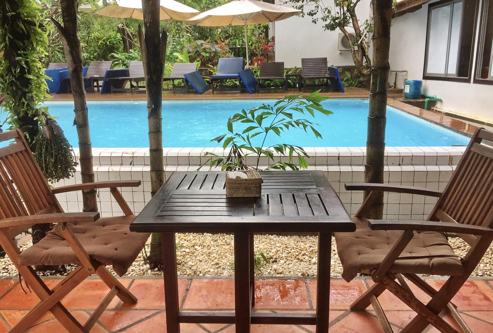 Cambodia, Melea Resort, Kep