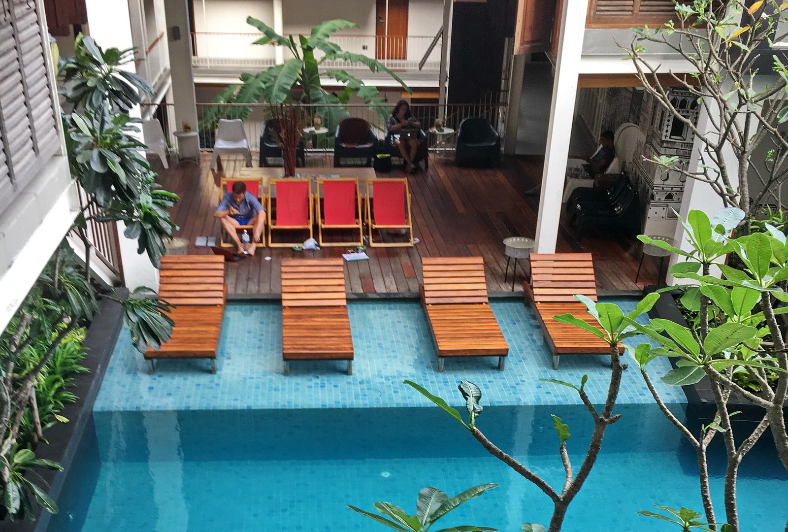 Thailand, Nanda Heritage Hotel on Hiden Thailand