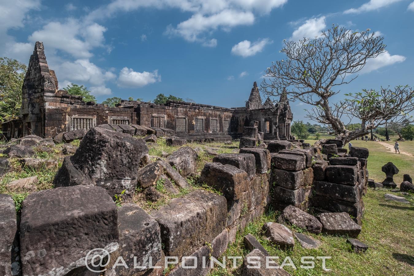 Laos photography tour, Wat Phu by Jeff Perigois