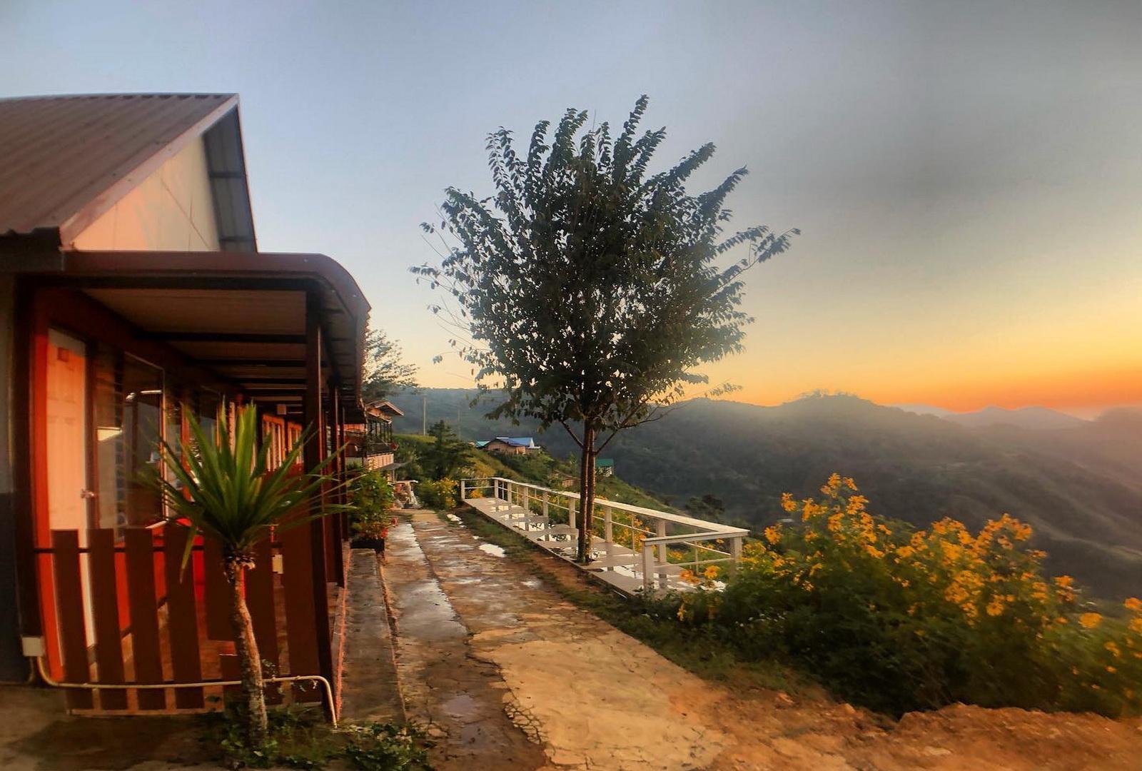 Thailand, Phatang Hill Resort, Hidden Thailand tour