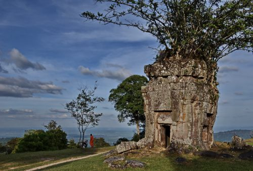 Lesser-known Angkor temples
