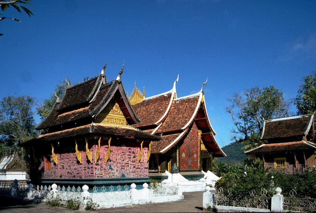 Wat Xiengthong, Luang Prabang