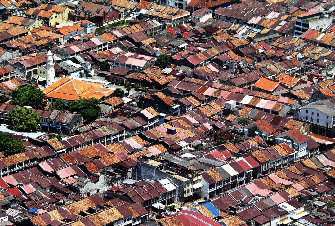 Malaysia World Heritage George Town