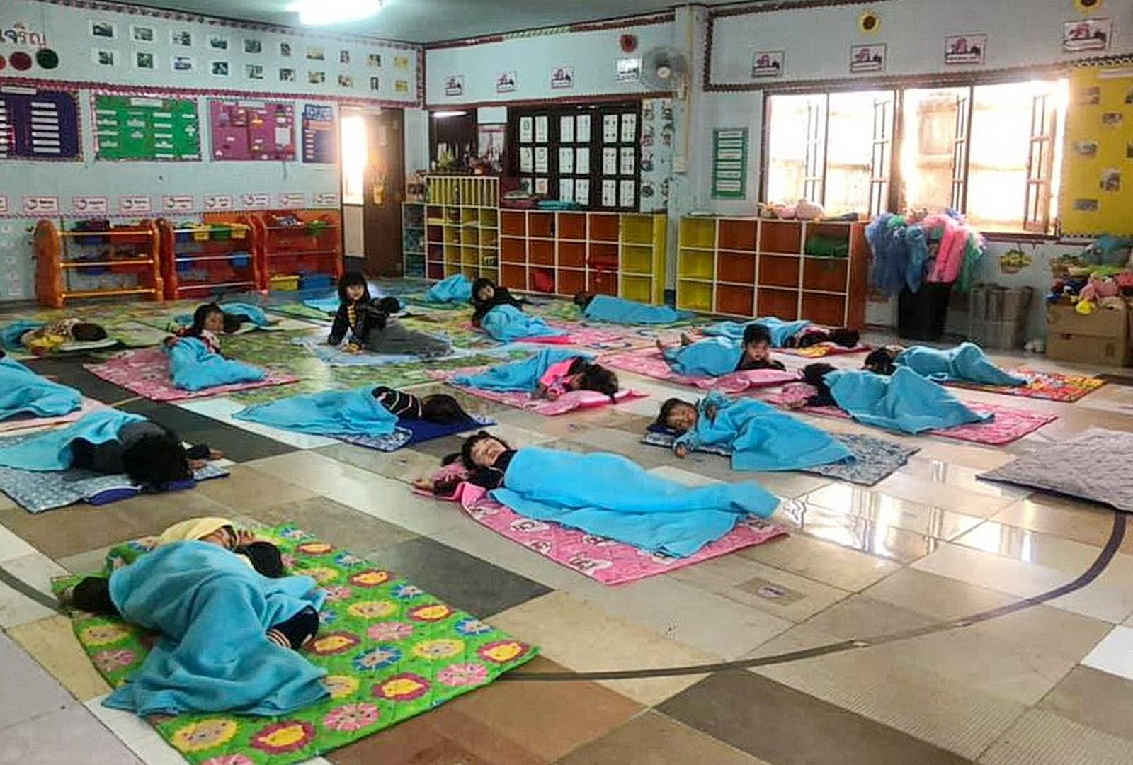 Ban Phayaprai daycare centre