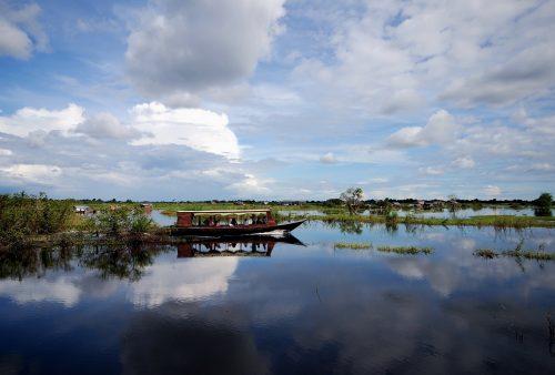 A Cambodia Boat Trip - Siem Reap to Battambang